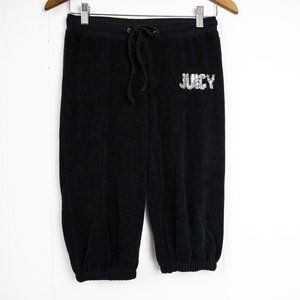 ~ 🌞 50% Off ~ Juicy Couture Terry Cropped Pants